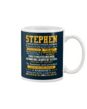 Stephen - Completely Unexplainable Mug thumbnail