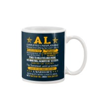 Al - Completely Unexplainable Mug tile