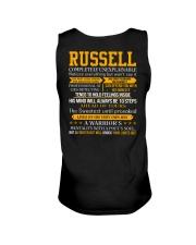 Russell - Completely Unexplainable Unisex Tank thumbnail