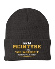 MCINTYRE - Thing You Wouldnt Understand Knit Beanie tile