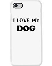 LOVE MY DOG Phone Case thumbnail