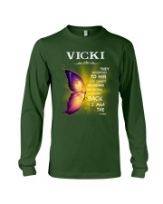 Vicki - I Am The Storm TCH1 Long Sleeve Tee thumbnail