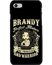 PRINCESS AND WARRIOR - Brandy Phone Case thumbnail