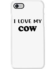 I LOVE MY COW Phone Case thumbnail
