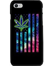Weed flag Phone Case thumbnail