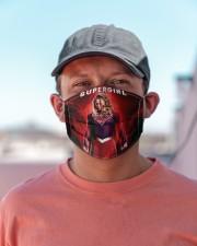 SUPERGIRL Cloth face mask aos-face-mask-lifestyle-06