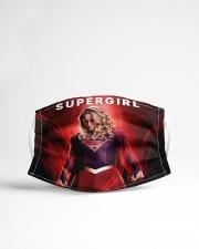 SUPERGIRL Cloth face mask aos-face-mask-lifestyle-22