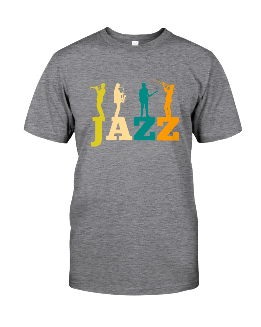 Jazz lovers Classic T-Shirt