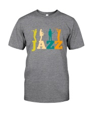 Jazz lovers Classic T-Shirt front