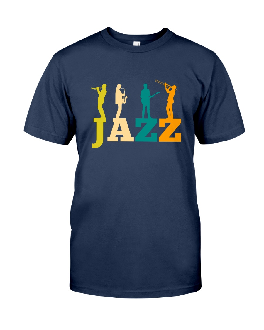 Jazz lovers Classic T-Shirt