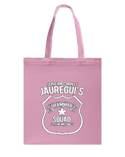 Jauregui s Grammar Squad 6