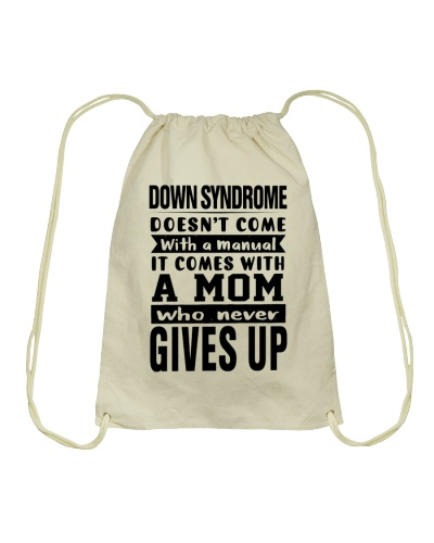 Down syndrome doesn't come with a manual