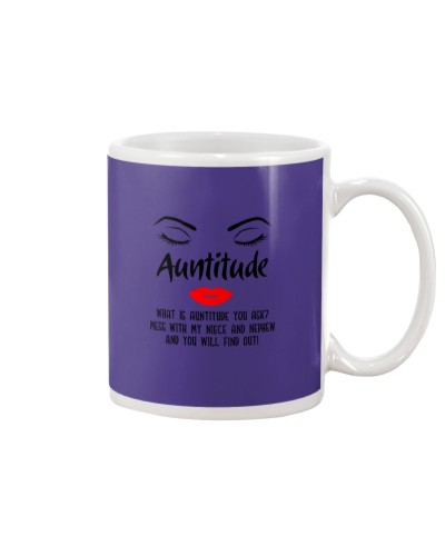 Auntitude what is auntitude you ask