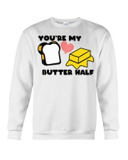 You're My Butter Half Crewneck Sweatshirt tile