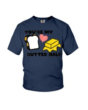 You're My Butter Half Youth T-Shirt tile