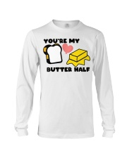 You're My Butter Half Long Sleeve Tee thumbnail