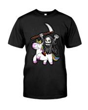 Unicorn Death Metal Premium Fit Mens Tee thumbnail