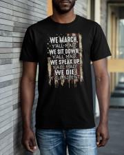 Unique Classic T-Shirt apparel-classic-tshirt-lifestyle-front-40