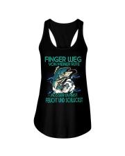 Finger Weg Von Meiner Rute Ladies Flowy Tank tile