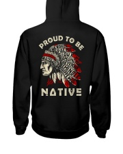 Proud to be Native Hooded Sweatshirt thumbnail