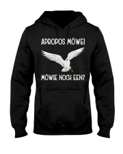 Unique Hooded Sweatshirt front