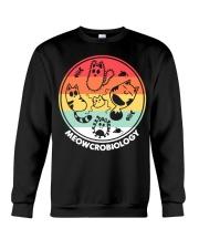 Meowcrobiology Crewneck Sweatshirt tile