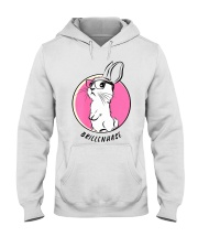 Brillenhase Hooded Sweatshirt front