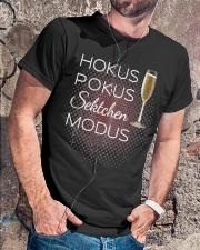 Hokus Pokus Sektchen Modus Classic T-Shirt lifestyle-mens-crewneck-front-4