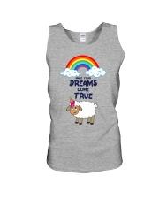 Make your dreams come true Unisex Tank thumbnail