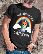 Caticorn Classic T-Shirt lifestyle-mens-crewneck-front-4