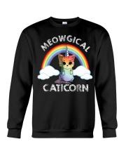 Caticorn Crewneck Sweatshirt thumbnail