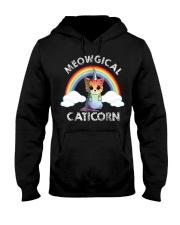 Caticorn Hooded Sweatshirt thumbnail