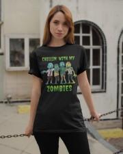 Funny Halloween Classic T-Shirt apparel-classic-tshirt-lifestyle-19