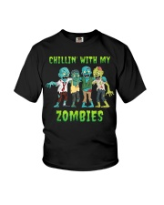 Funny Halloween Youth T-Shirt tile