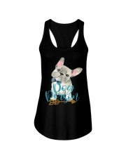 Dog Person Ladies Flowy Tank thumbnail