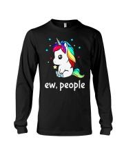 Unicorn Ew people Long Sleeve Tee thumbnail