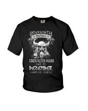 Dezember Geboren Wurde Youth T-Shirt tile