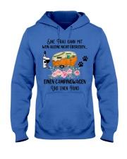 Camping Hooded Sweatshirt thumbnail