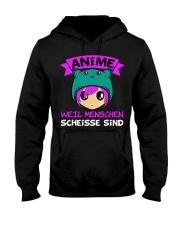 Anime Hooded Sweatshirt tile