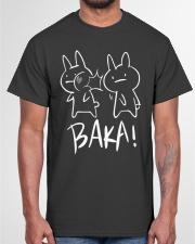 Baka Anime Classic T-Shirt garment-tshirt-unisex-front-03