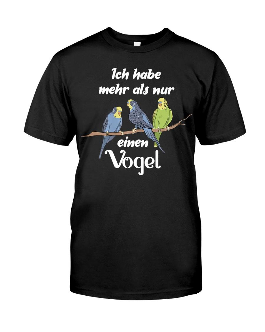 Ich habe mehr als nur einen Vog Classic T-Shirt