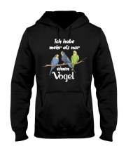 Ich habe mehr als nur einen Vog Hooded Sweatshirt thumbnail