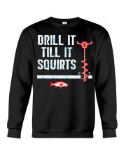 Ice Fishing Crewneck Sweatshirt thumbnail