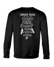Cherokee Prayer Crewneck Sweatshirt thumbnail