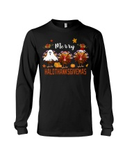 HaloThanksGiveMas Long Sleeve Tee thumbnail