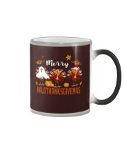 HaloThanksGiveMas Color Changing Mug thumbnail