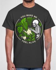 You Make Me Feel Alive Classic T-Shirt garment-tshirt-unisex-front-03