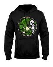 You Make Me Feel Alive Hooded Sweatshirt thumbnail
