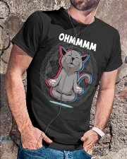 Ohmmmm Classic T-Shirt lifestyle-mens-crewneck-front-4