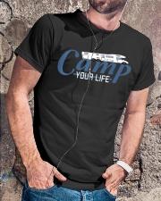 Camp Your Life Classic T-Shirt lifestyle-mens-crewneck-front-4